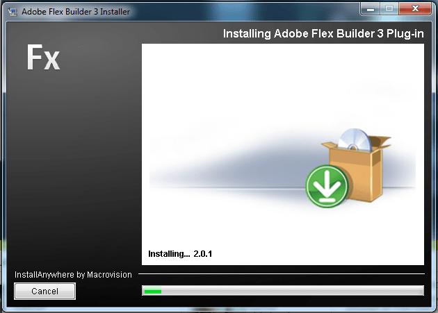 how to install adobe flex builder plugin in eclipse
