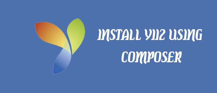 Install YII2 Using Composer